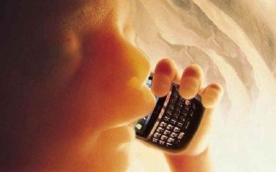 Negeren kan niet, er komt een digitale generatie aan
